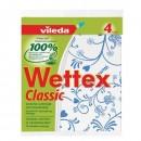 Wettex Classic Sorterade Färger 4st/fpk (Miljö)