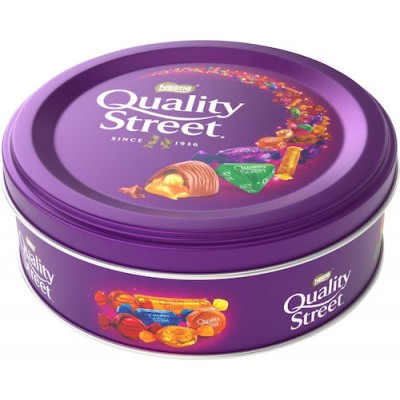 Julchoklad Quality Street Burk