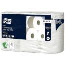 Tork Mjukt Toalettpapper T4 2-Lager 42rullar/bal (Miljö)