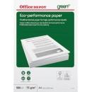 Papper Office Depot ECO A3 75g Ohålat 5x500st/kartong (Miljö)