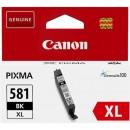 Bläckpatron Canon CLI-581BK XL Svart