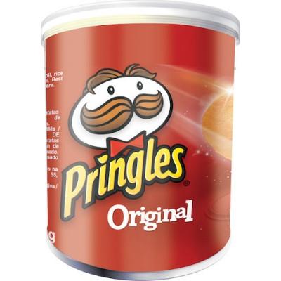 Pringles Chips 40gram Original 12st/fpk