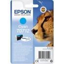 Bläckpatron Epson T0712 Cyan