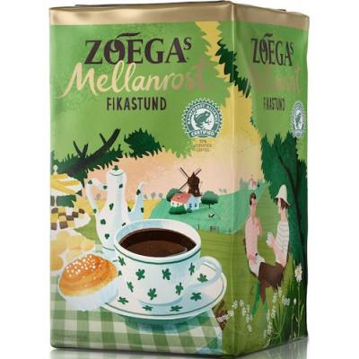 Kaffe Zoégas Fikastund 12x450g