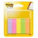 Märkflikar Post-it Markers 15x50mm 5x100st/fpk (Miljö)