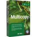 Papper MultiCopy A4 100g Ohålat 500st/paket (Miljö)