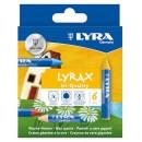 Bivaxkritor Lyra Lyrax 6st/fpk