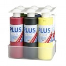 Plus Color Hobbyfärg 250ml 6st/fpk