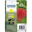 Bläckpatron Epson 29XL Gul