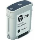 Bläckpatron HP Nr728 F9J64A 69ml Mattsvart