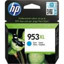 Bläckpatron HP Nr953XL Cyan