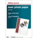 Fotopapper Office Depot Gloss Laser 210g A4 250ark/fp