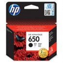 Bläckpatron HP Nr650 Svart