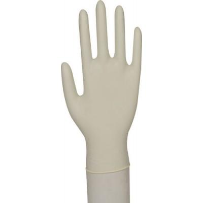 Handske Latex Puderfri 24cm 100st/fpk