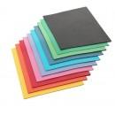 Tonpappersats A2 25ark x 10färger (Miljö)