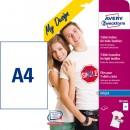 Fotopapper A4 T-Shirt Transfer Ljus 5st/fpk