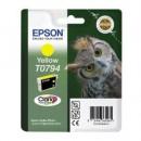Bläckpatron Epson T0794 Gul