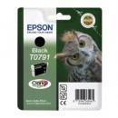 Bläckpatron Epson T0791 Svart