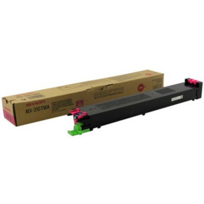 Toner Sharp MX31GTMA Magenta