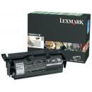 Toner Lexmark T650H11E Svart