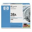Toner HP 38A Q1338A Svart