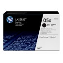 Toner HP 05X CE505XD Svart 2st/fpk