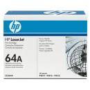 Toner HP 64A CC364A Svart
