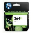 Bläckpatron HP Nr364XL Foto Svart