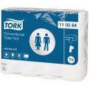 Toalettpapper Tork T4 Advanced 2-lager 24rullar/bal
