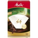 Kaffefilter Melitta Gourmet 1x4 80st/fpk (Miljö)