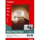 Fotopapper Canon MP-101 A4 Matt 50st/fpk