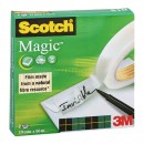 Dokumenttejp Scotch Magic 810 19mmx66m