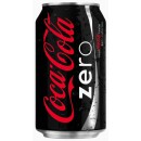 Coca Cola Zero 33cl 24burkar/back