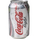 Coca Cola Light 33cl 24burkar/back