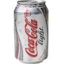 Coca Cola Light 33cl 24burkar/back