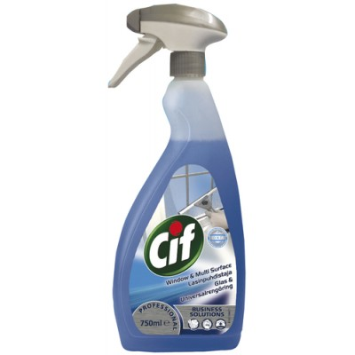 Cif Professional Glas 750ml