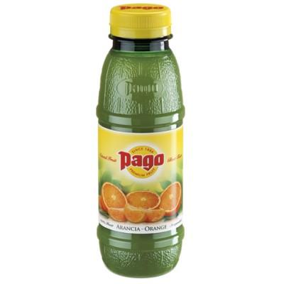 Apelsinjuice Pago 20cl 24st/fpk
