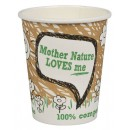 Kaffemugg Komposterbar 24cl 50st/rör