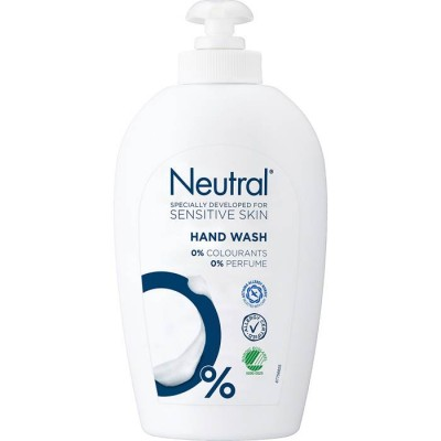 Tvål Neutral Flytande Känslig Hud 250ml (Miljö)