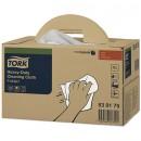 Rengöringsduk Kraftig Tork W7 Handy Box Vit 120st/fpk
