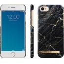 Mobilskal iPhone 8/7/6/6s Port Laurent Marble Svart/Guld