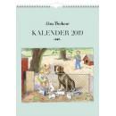 Väggkalender Elsa Beskow (Miljö)