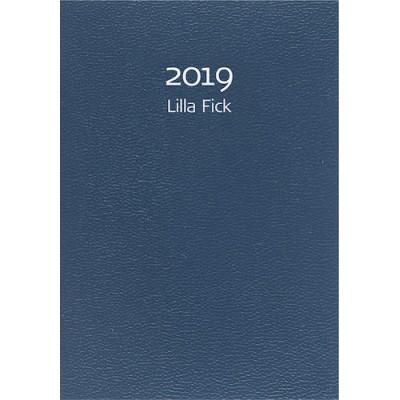 Lilla Fick Kalendern Blå Kartong (Miljö)