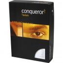 Kopieringspapper Conqueror Laid A4 100g Brilliant White 500st/paket (Miljö)